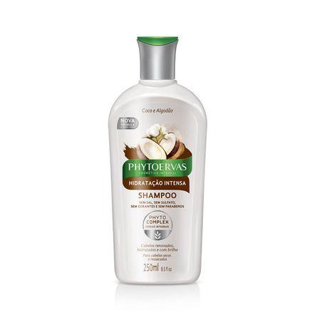 shampoo-phytoervas-hidratacao-intensa-coco-e-algodao-250ml