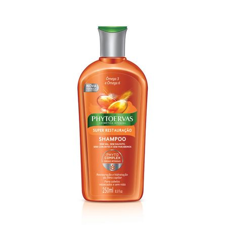 shampoo-phytoervas-super-restauracao-omega-3-e-omega-6-250ml