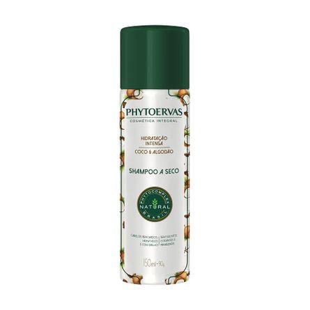shampoo-seco-hidratacao-intensa-coco-e-algodao-phytoervas-150ml-