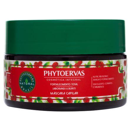 mascara-para-cabelos-fortalecimento-total-jaborandi-e-buriti-phytoervas-220g