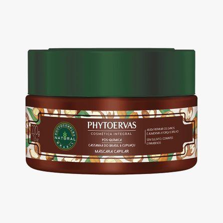 mascara-para-cabelos-pos-quimica-castanha-do-brasil-e-cupuacu-phytoervas-220g